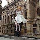 Marilyn Monroe в Праге