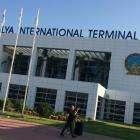 Аэропорт Анталии 2019 октябрь