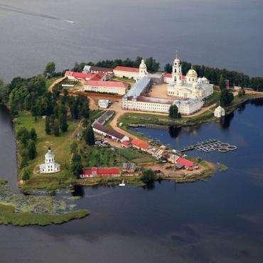 Россия, Селигер