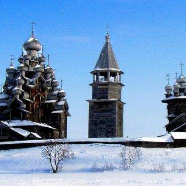 Россия, Кижи