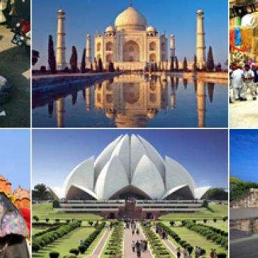 Индия, Агра