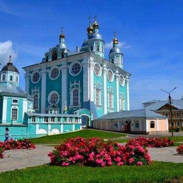 Россия, Смоленск