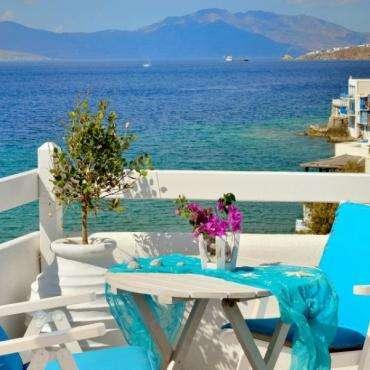 Греция, Миконос