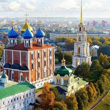 Россия, Золотое Кольцо