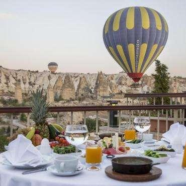 Турция, Каппадокия