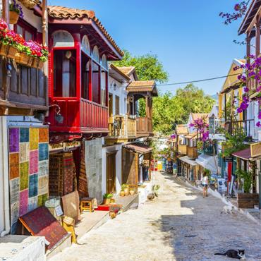 Турция,Каш