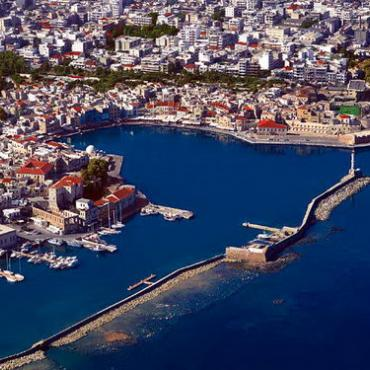 Крит, Ираклион
