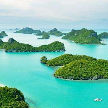 Таиланд, Самуи