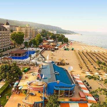 Болгария, Золотые Пески