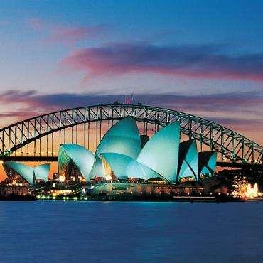 Австралия, Мельбурн