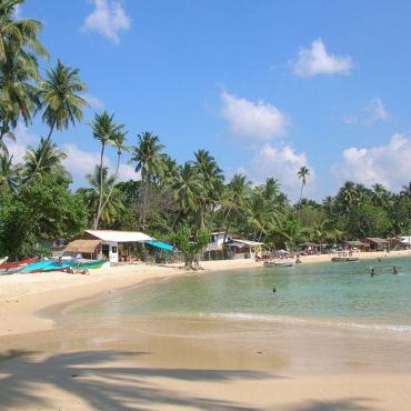 Шри Ланка, Унаватуна
