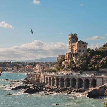 Италия, Лигурия
