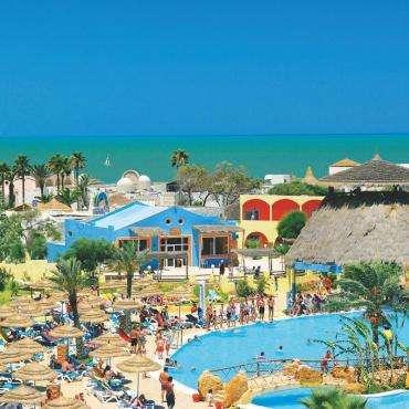 Тунис, Бурж Седрия