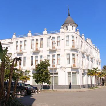 Абхазия, Сухум