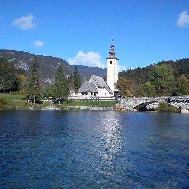 Словения, Альпийские озера