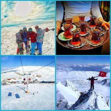 Турция, Эрджиес