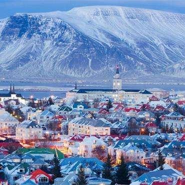 Исландия, Рейкьявик