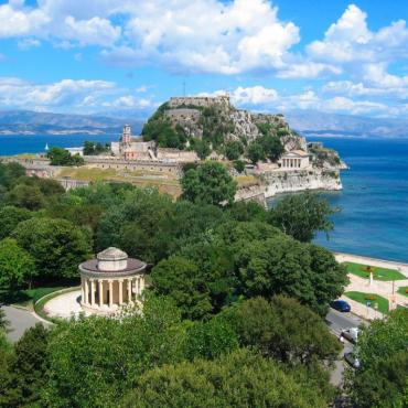 Греция,Корфу