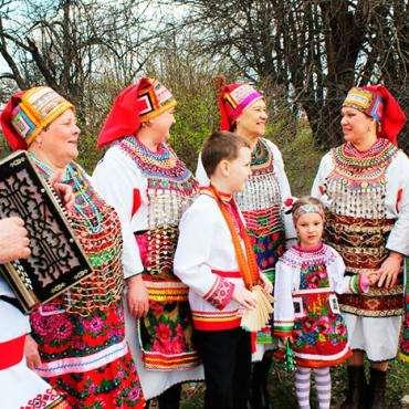 Россия, Саранск