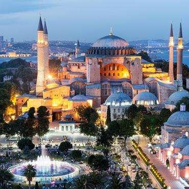 Турция, Стаибул