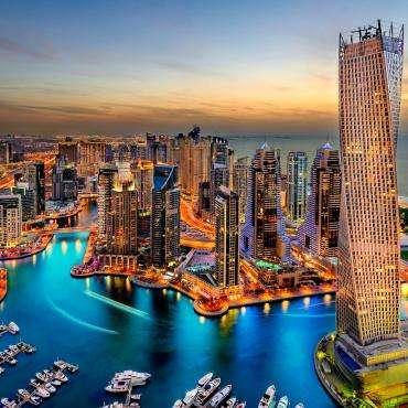 ОАО, Дубай