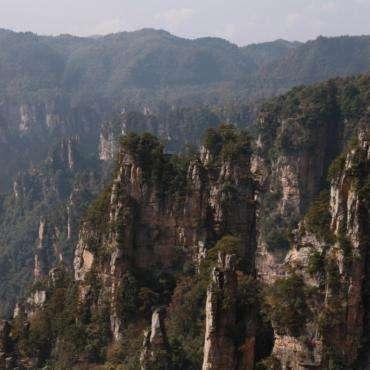 Китай, Чжанцзяцзе