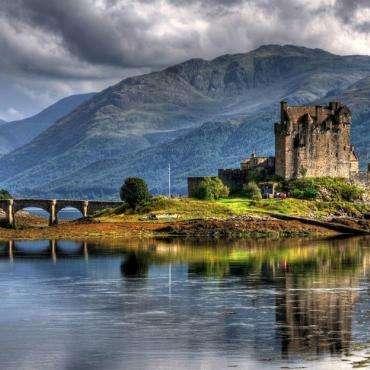 Шотландия, Лагган