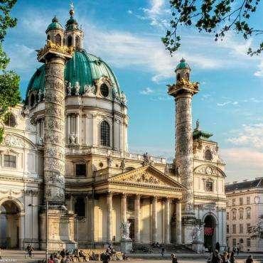 Австрия, Вена