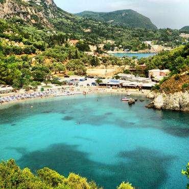 Греция, Корфу