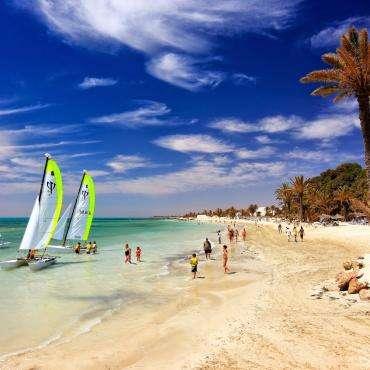 Тунис, Джебра