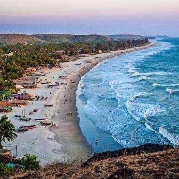 Индия,Гоа