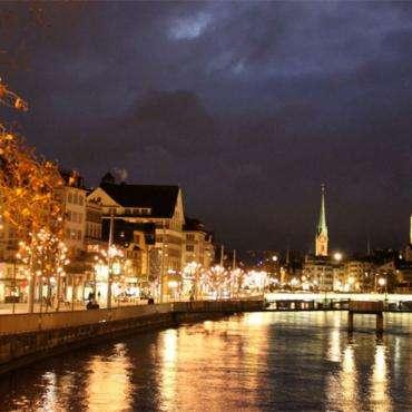 Швейцария, Цюрих
