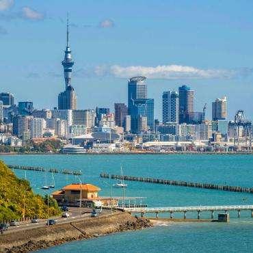 Новая Зеландия, Окленд