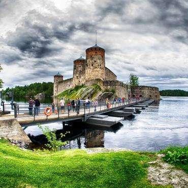 Финляндия, Савонлинна