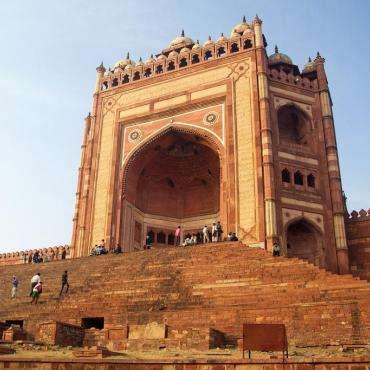 Индия,Агра