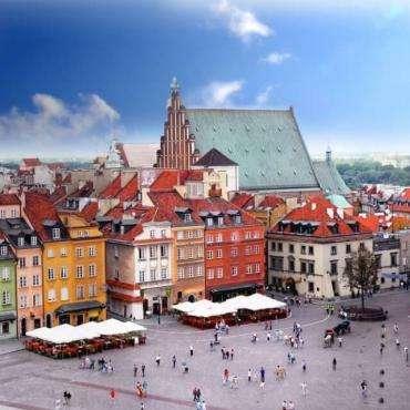 Польша, Варшава
