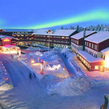 Финляндия, Леви