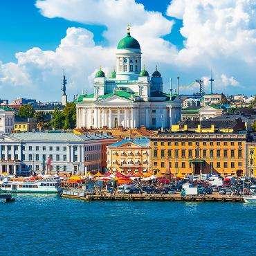 Финландия, Хельсинки