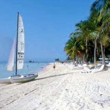 Куба, Плайя Санта Люсия