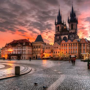 Чехия , Прага