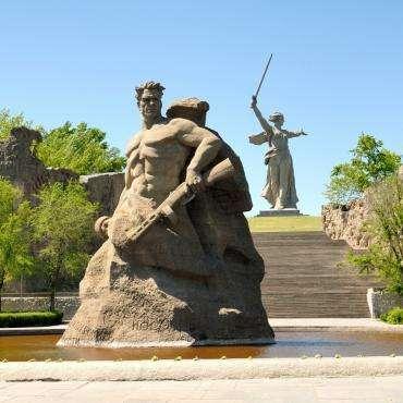 Россия, Волгоград