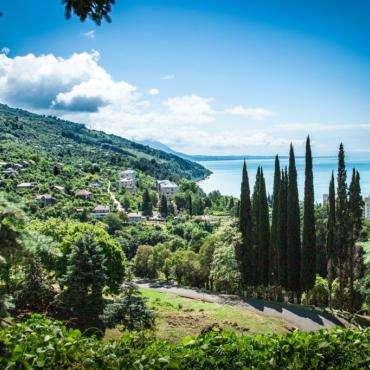Абхазия,Гагра