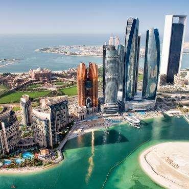 ОАЭ, Абу Даби