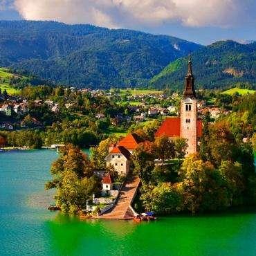 Словения,Рогашка Слатина