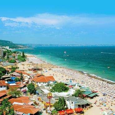 Болгария,Солнечный берег