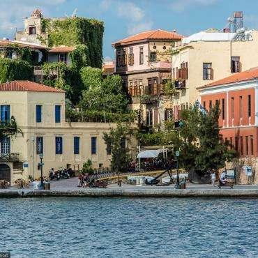 Греция, Ханья