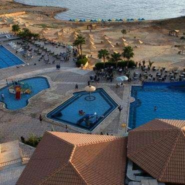 Иордания, Мёртвое море