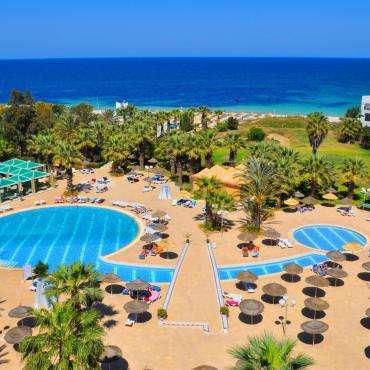 Тунис, Порт эль Кантауи