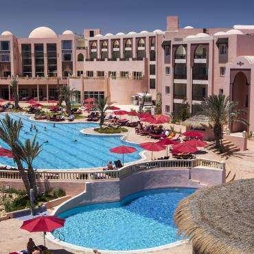 Тунис, Зарзис