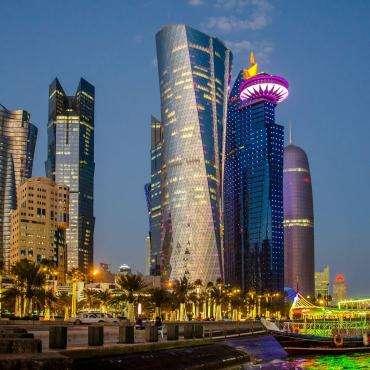Катар, Доха